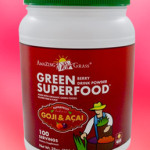 Green Superfood Berry Drink Powder