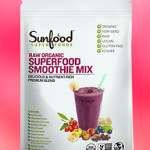 Raw Organic Superfood Smoothie Mix