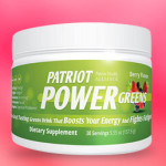 Patriot Power Greens Berry