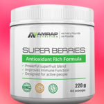 AMRAP Super Berry Natural Antioxidant Powder